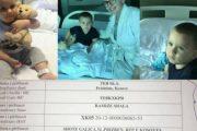 Erini i vogël nga Prizreni ka nevojë për ndihmen tuaj (Foto)