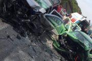 Aksident i rëndë në Rahovec: 1 i vdekur dhe 11 të lënduar