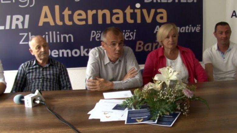 Alternativa prezanton kandidatin për kryetar të Prizrenit
