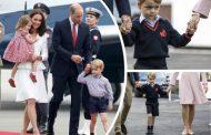 Alarmohet familja mbretërore, gruaja e panjohur i afrohet Princit George