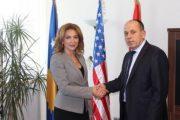 Reshitaj merr detyrën e Ministres së Mjedisit dhe Planifikimit Hapësinor