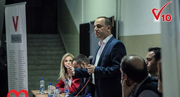 """Mytaher Haskuka në lagjen """"2 Korriku"""": Arsimi në Prizren, me nëpunës partiakë"""
