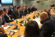 Ministri Lluka takon drejtuesit e Bankës Botërore, diskutojnë për projekte konkrete