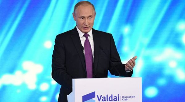 Putin fitoi mbi 70% të votave