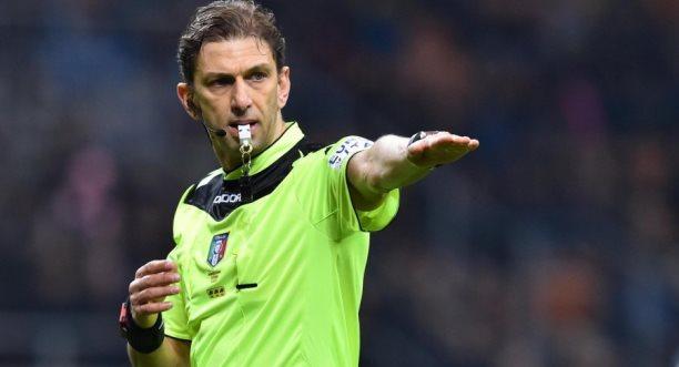 Tagliavento drejton derbin Inter – Milan