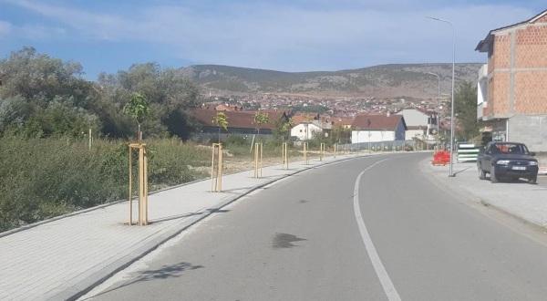 """Banorëve të Rahovecit s'po u pëlqen """"Autostrada e Dukagjinit"""", edhe larg edhe dëmtohet Drini"""