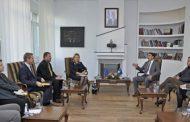 Gashi i thotë Apastolovës se trashëgiminë kultutore e ka prioritet