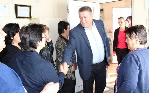 Zafir Berisha vizitoi gratë ndërmarrëse të Krushës së Vogël