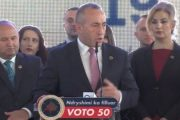 Haradinaj në Prizren: Askush nuk do të guxojë t'i diskriminojë qytetarët