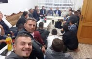 Presidenti Hashim Thaçi përfshihet në fushatë në Prizren