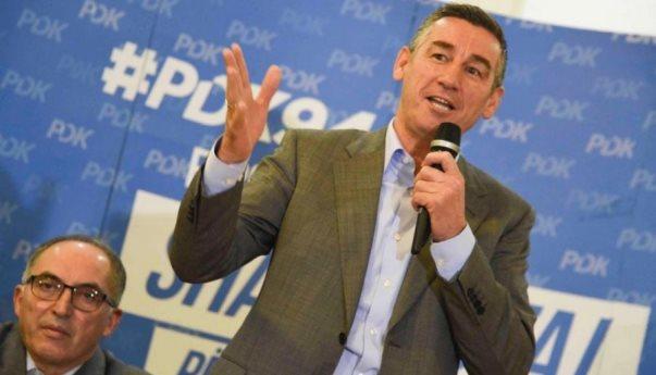 Veseli: Totaj ka kundërkandidat një politikan që djeg Kuvendin e Kosovës