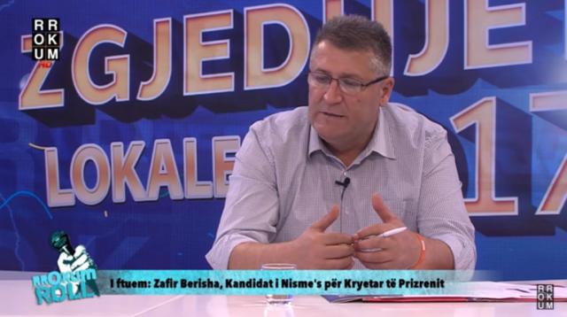 Berisha: Ndryshimi do të ndodhë në Prizren