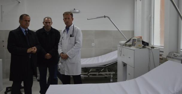Rinovohen ambientet e shërbimit të urgjencës në Malishevë
