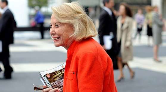 Vdes kolumnistja legjendare Liz Smith
