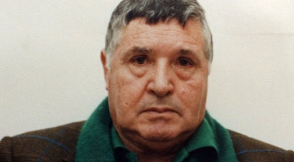 """Vdes bosi i """"Cosa Nostra"""", Toto Riina"""
