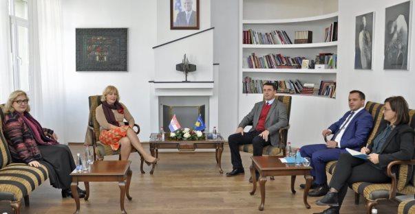 Kosova e Kroacia bëhen gati për marrëveshje kulturore