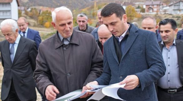 Nevojat e sportistëve prizrenas në vëmendjen e ministrit Gashi dhe të MKRS-së