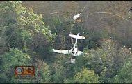 Avioni dhe helikopteri përplasën në mes të ajrit, raportohet për 'shumë të vdekur'
