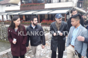 Eliot Engel në rrugët e Prizrenit