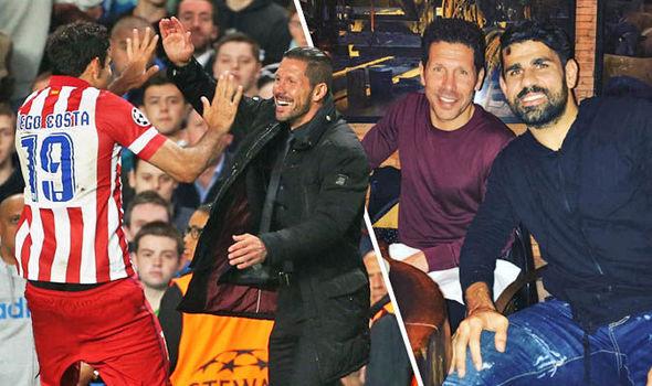 Simeone nuk e merr Costa-n në Stamford Bridge