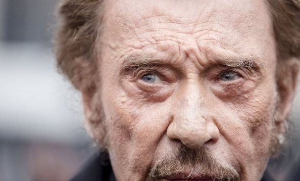 Ka vdekur këngëtari i njohur francez, Johnny Hallyday