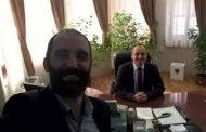 Mytaher Haskuka sot zyrtarisht ka marrë detyrën e kryetarit të Prizrenit