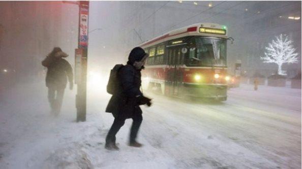 Kanadaja përfshihet nga një valë e të ftohtit ekstrem
