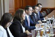 Ministri Kujtim Gashi, në vizitë zyrtare në Hungari