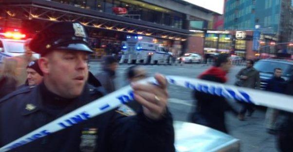 Nju Jork, shpërthim në një stacion autobusi në Manhatan