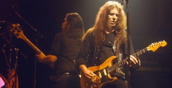 """Vdiq Eddie Clarke, motori i """"Motörhead"""""""
