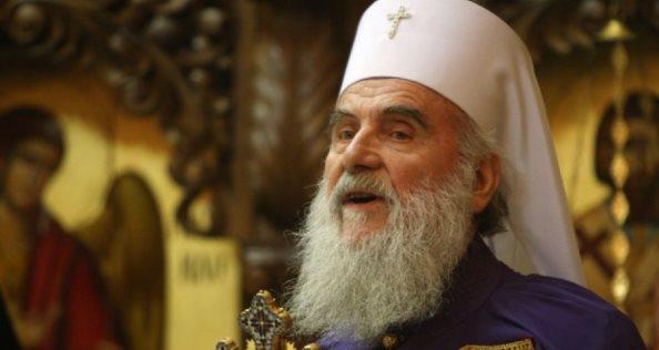 Patriarku serb Irinej mban shërbesë në Rahovec