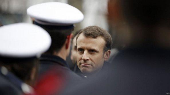 Macron nis vizitën në Kinë
