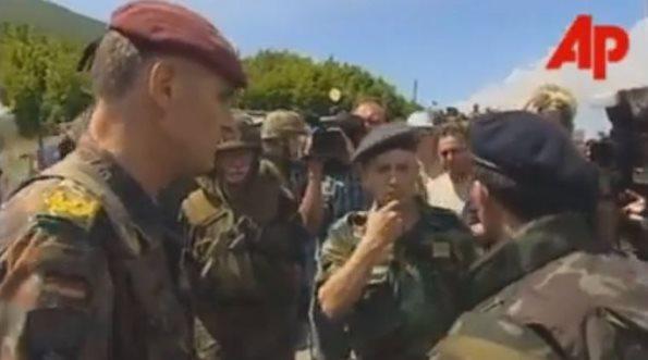 Komandanti gjerman i KFOR-it, oficerit serb: 30 minuta për tërheqje nga Prizreni