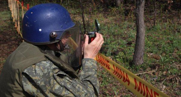 Mamushë/ Gjen një granatë dore të pashpërthyer