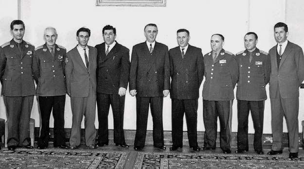 Si tentuan jugosllavët të eliminonin 7 gjeneralët e Enver Hoxhës