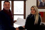 Seferqaj ia dorëzon detyrën drejtoreshës së re, Sevil Kazaz