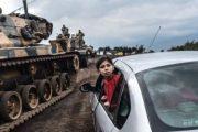 Forcat ushtarake turke hyjnë në Siri