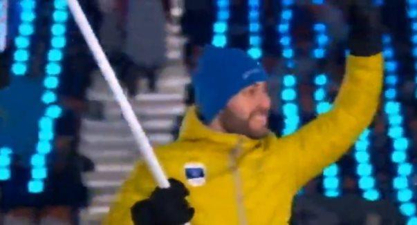 Kosova parakalon në ceremoninë e Lojërave Olimpike Dimërore