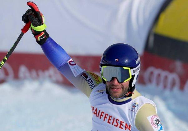 Albin Tahiri përfundon garat në Lojërat Olimpike Dimërore