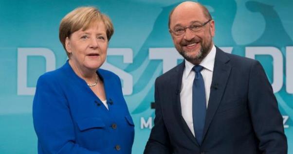 Gjermania bëhet me Qeveri