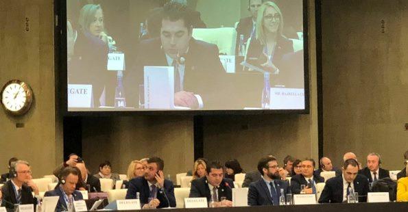 Hasani promovon turizmin e Kosovës para ministrave të vendeve të BE-së