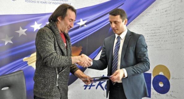 Marrëveshje mes MKRS-së e DokuFest-it për Evropën Kreative