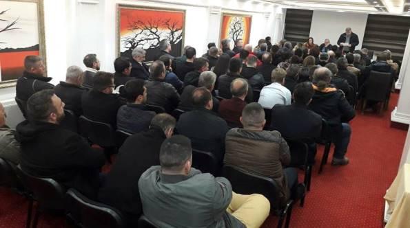 Mblidhet NISMA në Prizren, në fokus riorganizimi