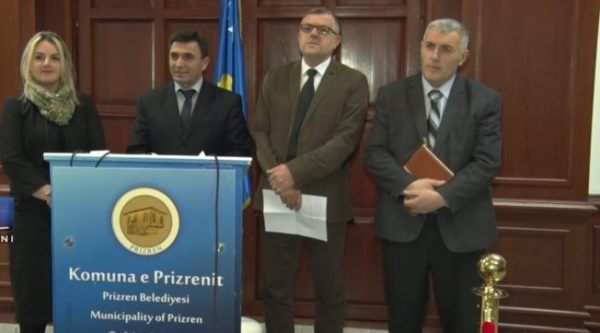 Komuna e Prizrenit shpalosë agjendën e 10- vjetorit të Pavarësisë së Kosovës