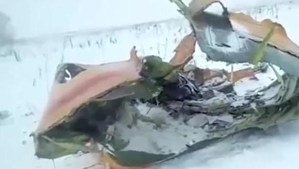 Avioni në Rusi, hetuesit: Shpërtheu kur ra në tokë