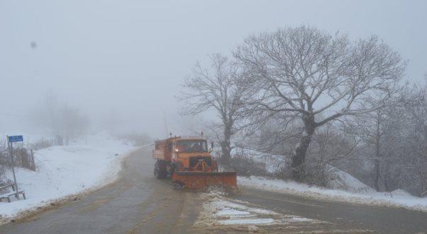 Rrugët janë të hapura në Malishevë