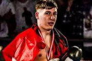 Vjenë, boksieri shqiptar grushtoi boksierin serb në ditën e Pavarësisë