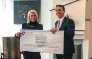 Ministria ndan 10 mijë euro për kampionen e BodyBuilding
