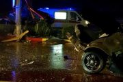 Aksident në Korishë të Prizrenit, tre të lënduar