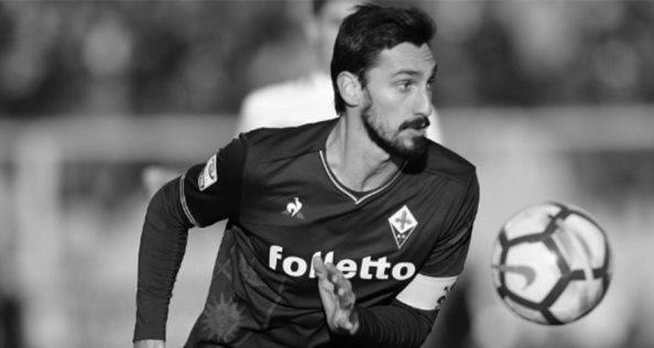 Vdes kapiteni i Fiorentinës, Davide Astori